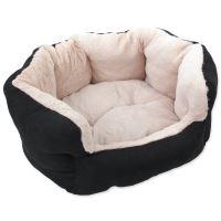 Pelíšek DOG FANTASY Comfy1 černý 46cm