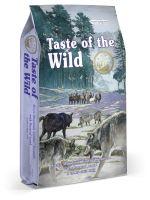 Taste of the Wild Sierra Mountain Canine 12,2kg + obojek FORESTO 70cm
