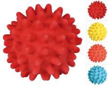 Latexový ježatý míček se zvukem Trixie