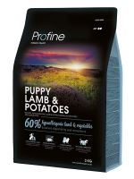 Profine NEW Dog Puppy Lamb & Potatoes 3kg