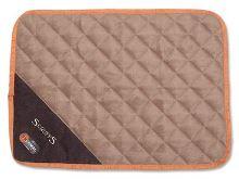 Podložka SCRUFFS Thermal Mat čokoládová XL