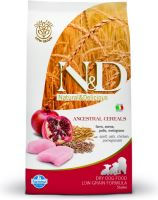 N&D Low Grain DOG Puppy Starter Chicken & Pomegranate 800g