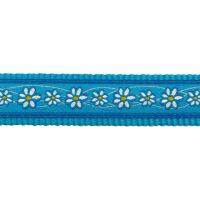 Vodítko RD přepínací 12 mm x 2m - Daisy Chain Turquoise