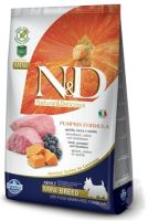 N&D Grain Free Pumpkin DOG Adult Mini Lamb & Blueberry 800g