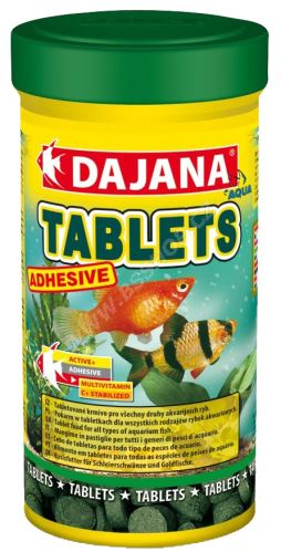 Dajana Tablets adhesive - tablety na sklo 250ml