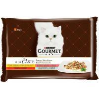 Gourmet A La Carte 4x85g