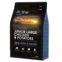 Profine NEW Dog Junior Large Chicken & Potatoes 3kg