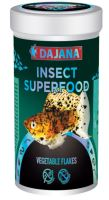 Dajana INSECT SUPERFOOD Vegetable Flakes - 1000ml vločky