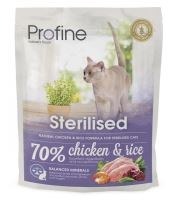 Profine NEW Cat Sterilised 0,3kg