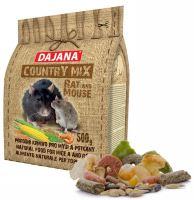 Dajana COUNTRY MIX, Rat & Mouse 500g, krmivo pro potkany a myši