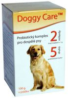 Doggy Care Adult probiotický komplex pro dospělé psy v prášku 100g