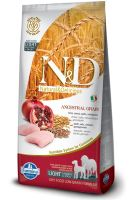N&D Low Grain DOG Light Medium/Large Chicken & Pomegranate 2,5kg