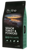 Profine NEW Dog Senior Turkey & Potatoes 15kg