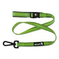 Alcott reflexní vodítko weekender pro psy zelené