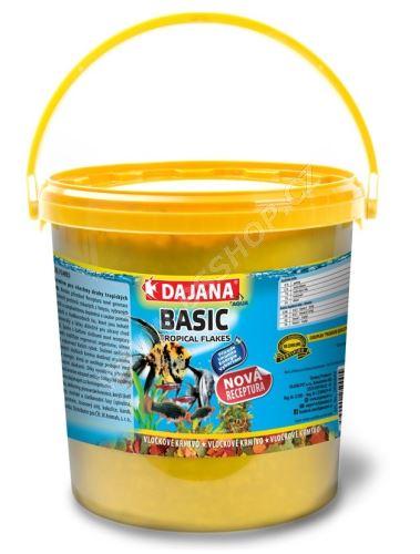 Dajana Basic flakes 10l