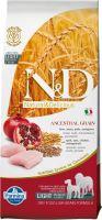 N&D Low Grain DOG Light Medium/Large Chicken & Pomegranate 12kg