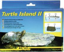 Lucky Reptile Turtle Island II velký, cca 39x21x5cm