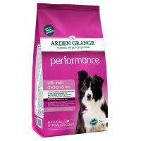 Arden Grange Dog Performance 2kg EXP 11/2020