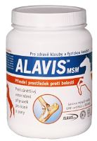 Alavis MSM pro koně + vitamin C 600g