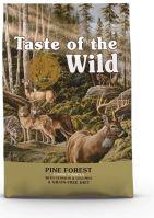 Taste Of The Wild Pine Forest 12,2kg + obojek FORESTO 70cm