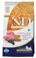 N&D Low Grain DOG Puppy Mini Lamb & Blueberry 7kg