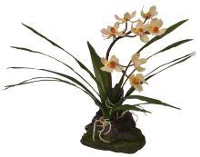 Lucky Reptile Orchidej - bílá cca 23cm