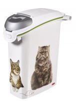 Curver kontejner na krmivo kočky, 23l