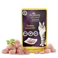 Nuevo kočka sensitive Krůtí monoprotein 85g