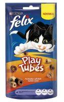 Felix Play Tubes kuře a játra 50g