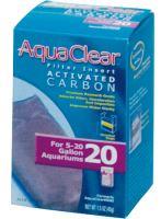 Náplň uhlí aktivní AQUA CLEAR