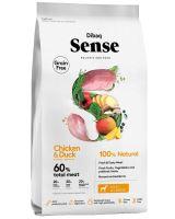 SENSE FRESH Chicken & Duck 12kg