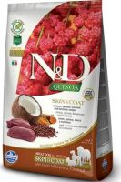 N&D Grain Free Quinoa DOG Skin & Coat Venison & Coconut 2,5kg