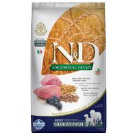 N&D Low Grain DOG Adult Medium/Large Lamb & Blueberry 2,5kg
