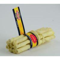 Tyčka z hovězí kůže Cheese 10ks – sýr – 14cm