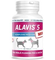 Alavis 5 pro psy a kočky 90 tablet MINI - EXP 02/2022