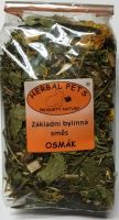 HERBAL PETS Bylinná směs pro osmáky degu 100g