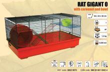 Klec RAT GIGANT 0 58x32x28 cm