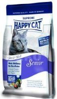 Happy Cat Supreme Adult Fit&Well Best Age10+/Senior 4kg - EXP 01/2020