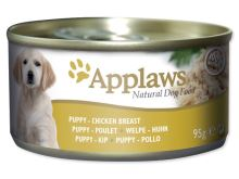 Konzerva APPLAWS Puppy 95g