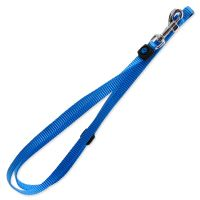 Vodítko ACTIV DOG Premium modré S