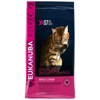 EUKANUBA Cat Adult Sterilised / Weight Control 400g