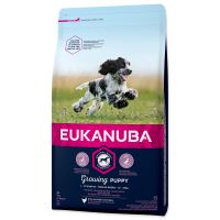 EUKANUBA Puppy & Junior Medium 3kg