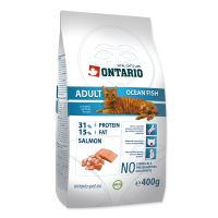 ONTARIO Adult Ocean Fish 400g