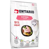 ONTARIO Kitten Chicken 400g