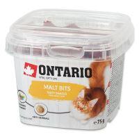 ONTARIO pochoutka Malt Bits 75g