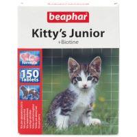 Pochoutka BEAPHAR Kitty´s Junior biotin 150 tablet
