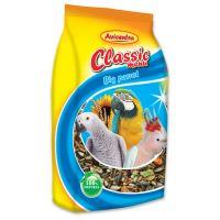 Krmivo AVICENTRA standart pro velké papoušky 1kg