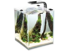 Akvárium set AQUAEL Shrimp Smart 2 černé 10l
