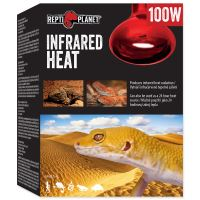 Žárovka REPTI PLANET Infrared HEAT 100W