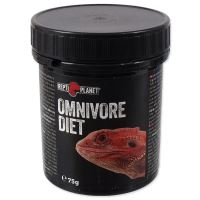 REPTI PLANET krmivo doplňkové Omnivore diet 75g